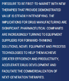 Novel Equipment Solutions | American Pharmaceutical Review - The