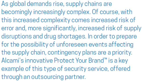 Supply Chain Management and the Importance of Security of