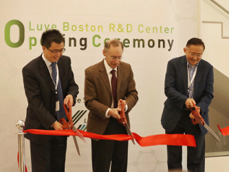 Luye Life Sciences Opens Boston R&D Center