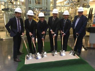 Boehringer Ingelheim Breaks Ground on $217 Million Expansion