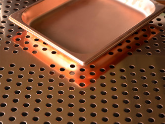 Copper Shelves, Pan, Expand CO2 Incubator Contamination Resistance