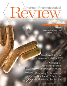 American Pharmaceutical Review's  January/February 2018 Issue