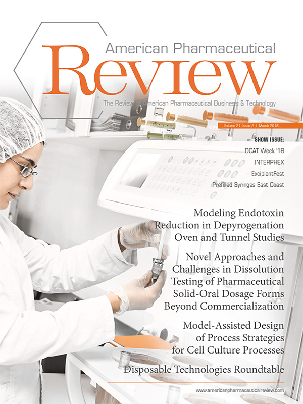 March 2018 Issue | American Pharmaceutical Review
