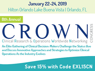 Prominent Clinical Events Convene in One Location — CROWN and TMF in Orlando