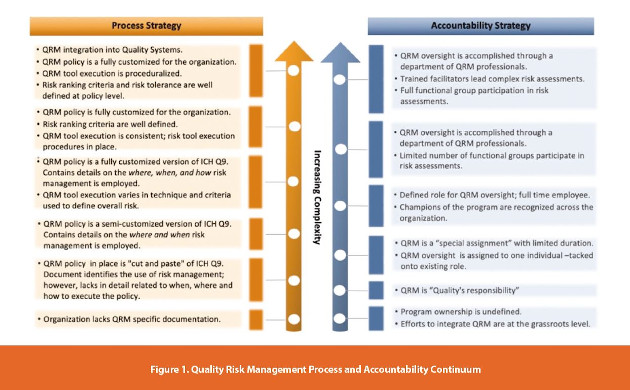 Quality Risk Management Process and Accountability Continuum