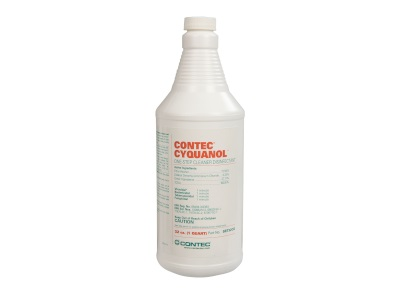 Sterile CyQuanol Disinfectant Solution 2