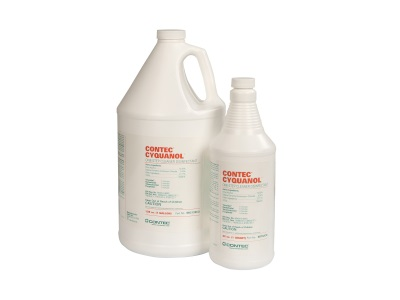 Sterile CyQuanol Disinfectant Solution 4