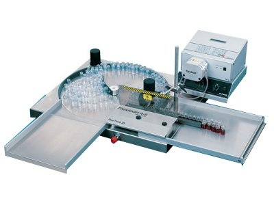 Ff20 Semi Automatic Tabletop Vial Bottle Handling System