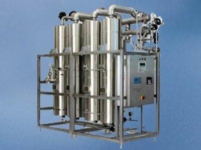 PHARMATEC Multiple-Effect Water Distillation Unit from Bosch ...