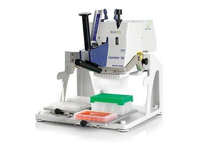 Liquidator™ 96 Manual Pipetting System from Mettler-Toledo