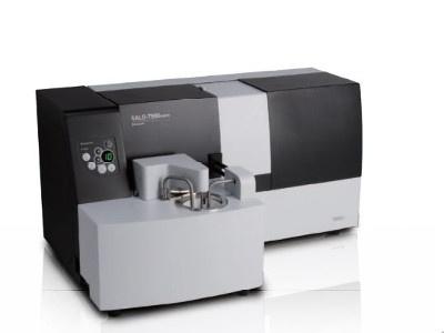 sald 2300 laser diffraction particle size analyzer from shimadzu
